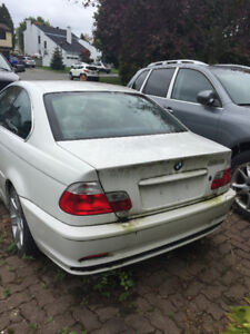 2003 BMW 3-Series Coupé (2 portes)