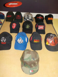 "Various ""NEW"" music related hats & others"