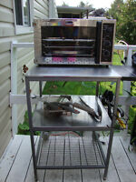 Tosatmaster Convection oven broiler