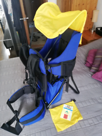 Vaude Jolly child carrier backpack