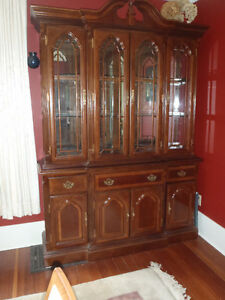 Large China Cabinet.    Great Price