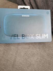 Samsung slim speaker. £25