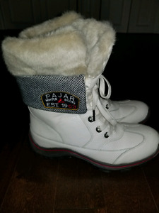 PAJAR Alice Faux Fur Winter Boots