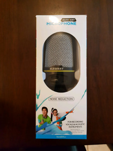 SF-920 Multimedia studio microphone