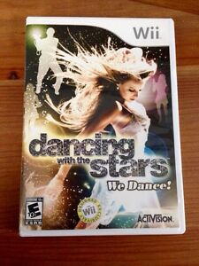 Wii Dance (we dance) Dancing with the Stars