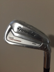Brand New TAYLORMADE TOUR PREFERRED MC Golf IRON 7