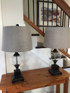 Redecorating, Lamps, Down Throw Cushions Prices Below