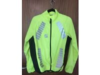 Elite Cycling Project Men's Jacket and Gloves