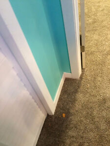 We install Baseboards and trims installations and Caulking and Edmonton Edmonton Area image 8