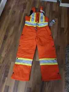 Work King insulated coveralls Size Small