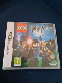 Lego Harry Potter Years 1 to 4 DS