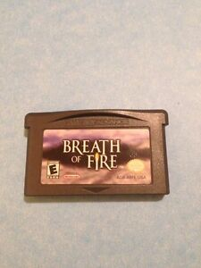Breath of Fire GBA London Ontario image 1