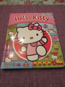 Hello Kitty - First Look and Find   Good condition