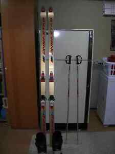 Dynastar Contact GS Skis,Salomon Bindings & Salomon SX 90 Boots