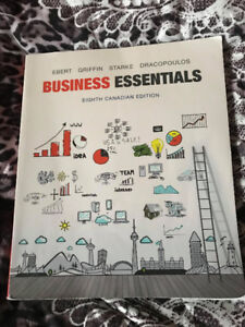Business Essentials, 8th Canadian edition