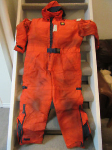 buoy boy insulated floater Suit 1 piece