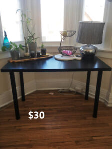 Ikea dining room set - table + 3 chairs