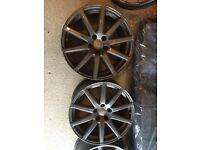 """Audi Alloy wheels 18"""" for Audi TT"""