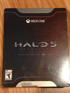HALO 5: GUARDIANS (Still in original packaging/Jamais joué)