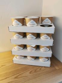 Exante Porridge Pots x23
