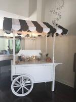 Sweet/Dessert/Candy Cart Rental