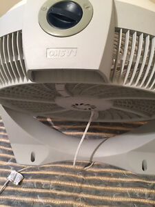 20in Cyclone Power Circulator Portable High Velocity Floor Fan