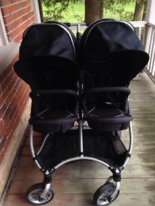 My Duo Double Stroller by Stroll Air