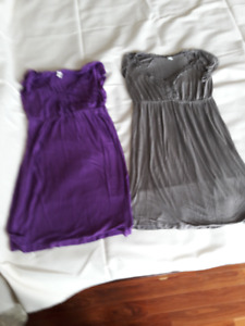 2 Summer dresses Old Navy Medium