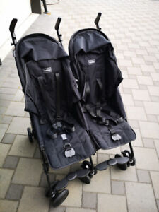 Peg Perego Pliko Mini Double/Twin Stroller