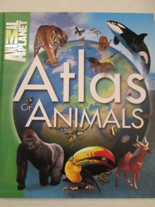 *Like New* Animal Planet - Atlas of Animals - Hardcover