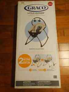 Graco Little Lounger 2 in 1 Kitchener / Waterloo Kitchener Area image 1