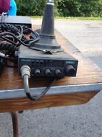 2 CB Radios and 1 Portable antenna