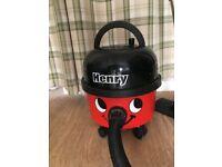 Henry Vacuum Cleaner (great hoover)