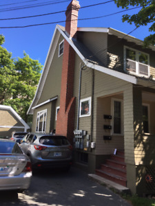 Newly renovated Triplex in South End/ three units