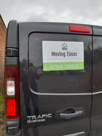 Moving Times Man and Van