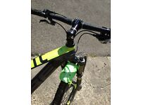 Mountain bike Cube gtc Carbon