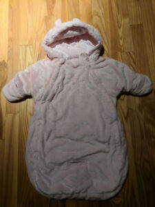 Infant winter sack