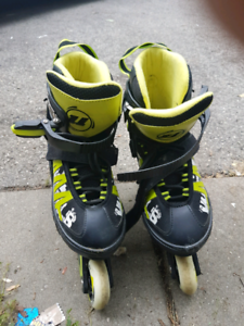 Roller Skates youth Size 5 to 8