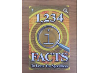 1,234 IQ facts to leave you speechless
