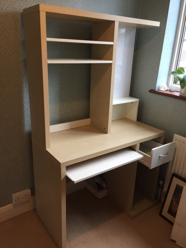 Furniture Complete Your Room With Awesome Micke Desk Design Ideas