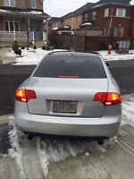 Audi a4 2.0t 2006 (needs some work) engine is clean