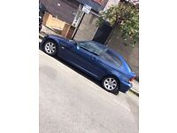 Blue bmw compact 318 for sale