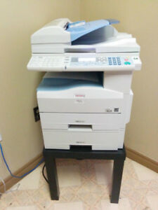 Ricoh MP201 Printer-Scan/Fax/Copy (1  Year Warranty)