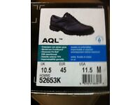 NEW IN BOX - Foot Joy AQL golf shoes UK 10.5 medium