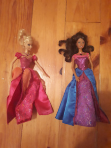 Barbie Movie Themed Doll Bundle