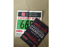 Cardiff half marathon entry Sunday 2nd October run
