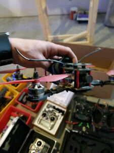Drones and Parts for trade