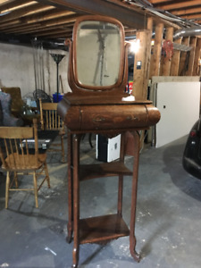 Antique - Moustache Stand