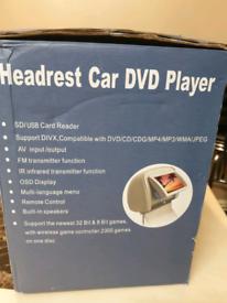 Xtron dvd headrest