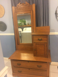 Antique dresser (sweater box)